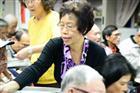 蘇湘玉同志榮獲台北市4月份最優志工