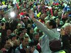 黨主席補選-朱立倫台中政見說明會
